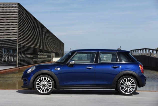 MINI 5 Door-wheelbase