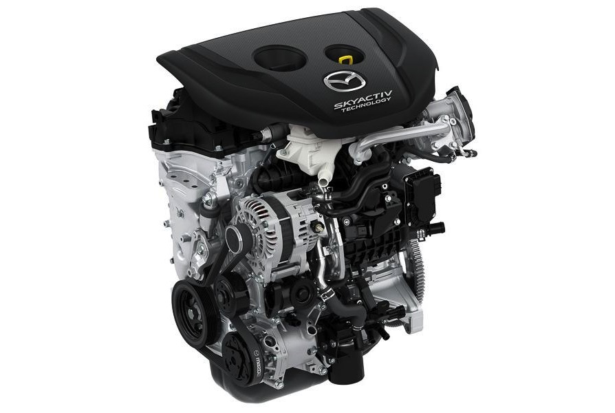 Mazda Skyactiv D Td Engine
