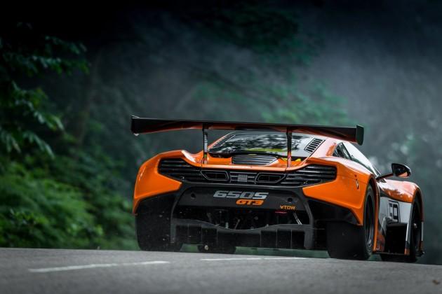 McLaren 650S GT3-033