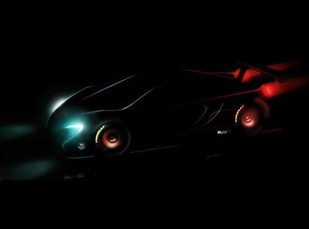 McLaren 650S GT3 maybe