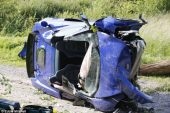 McLaren employee crashes 650S, recovering in hospital