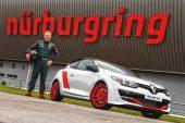 Renault Megane R.S. 275 Trophy-R resets Nurburgring record (video)