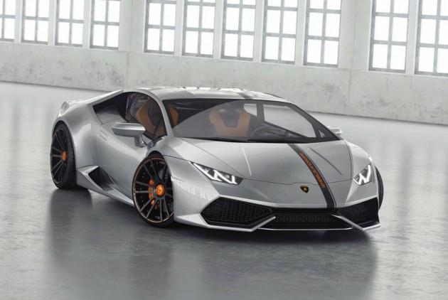 Wheelsandmore Lamborghini LP850-4 Huracan Lucifero-front