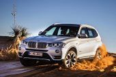 2017 BMW X3 M, 'M40i' and hybrid planned – report