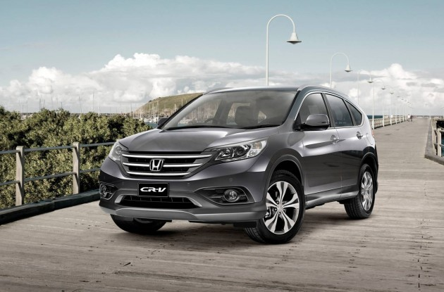2014 Honda CR-V Plus