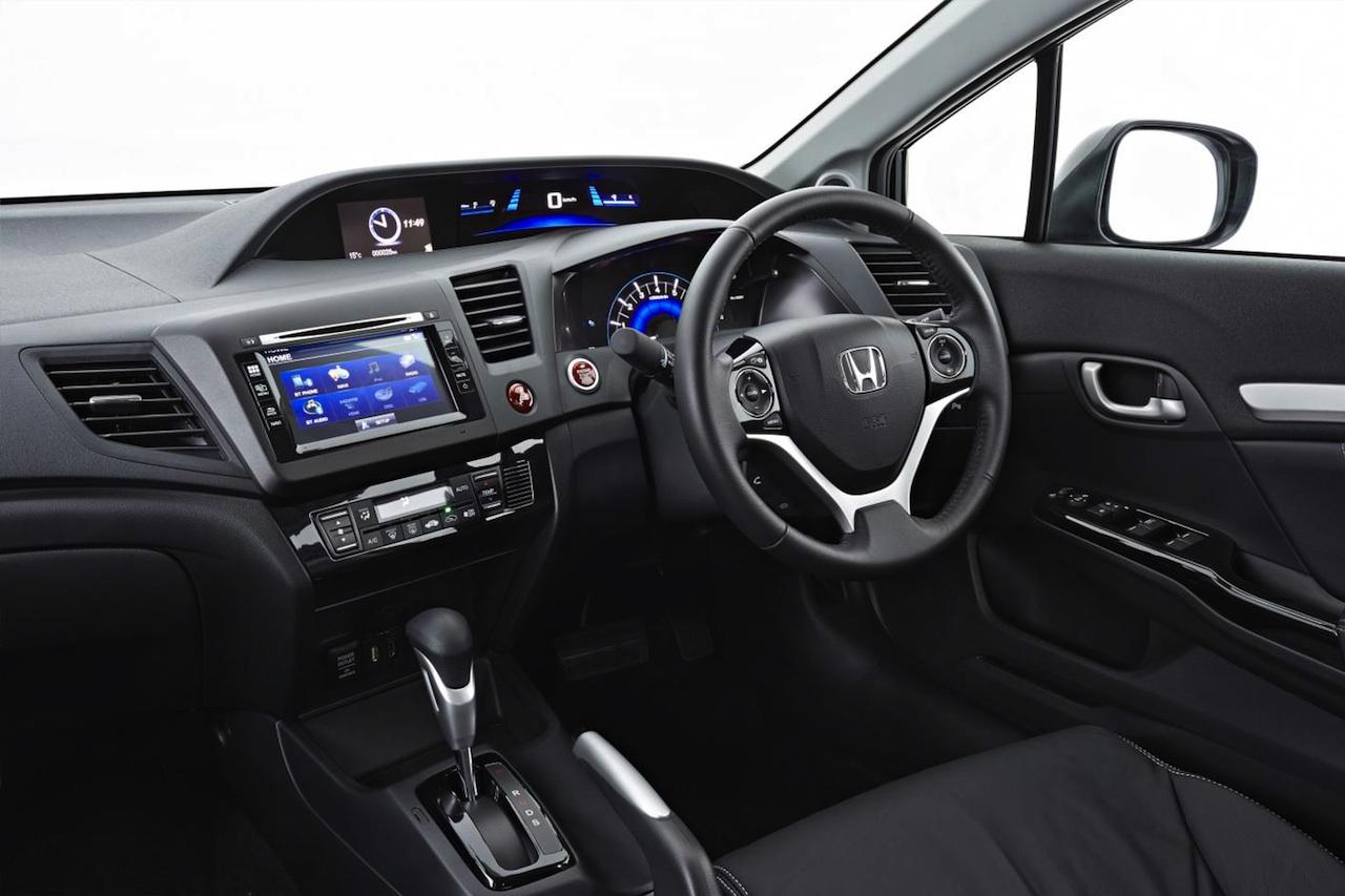 Honda Civic Sedan Now From 18 490 Revised Model Line Up