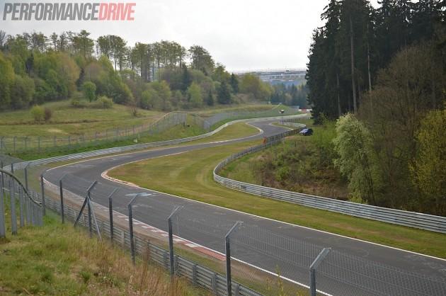 2014 Nurburgring Nordschleife-Hocheichen-top
