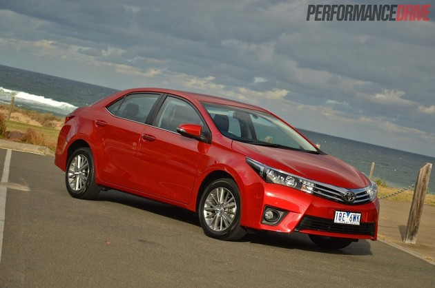 2014 Toyota Corolla ZR sedan-PerformanceDrive