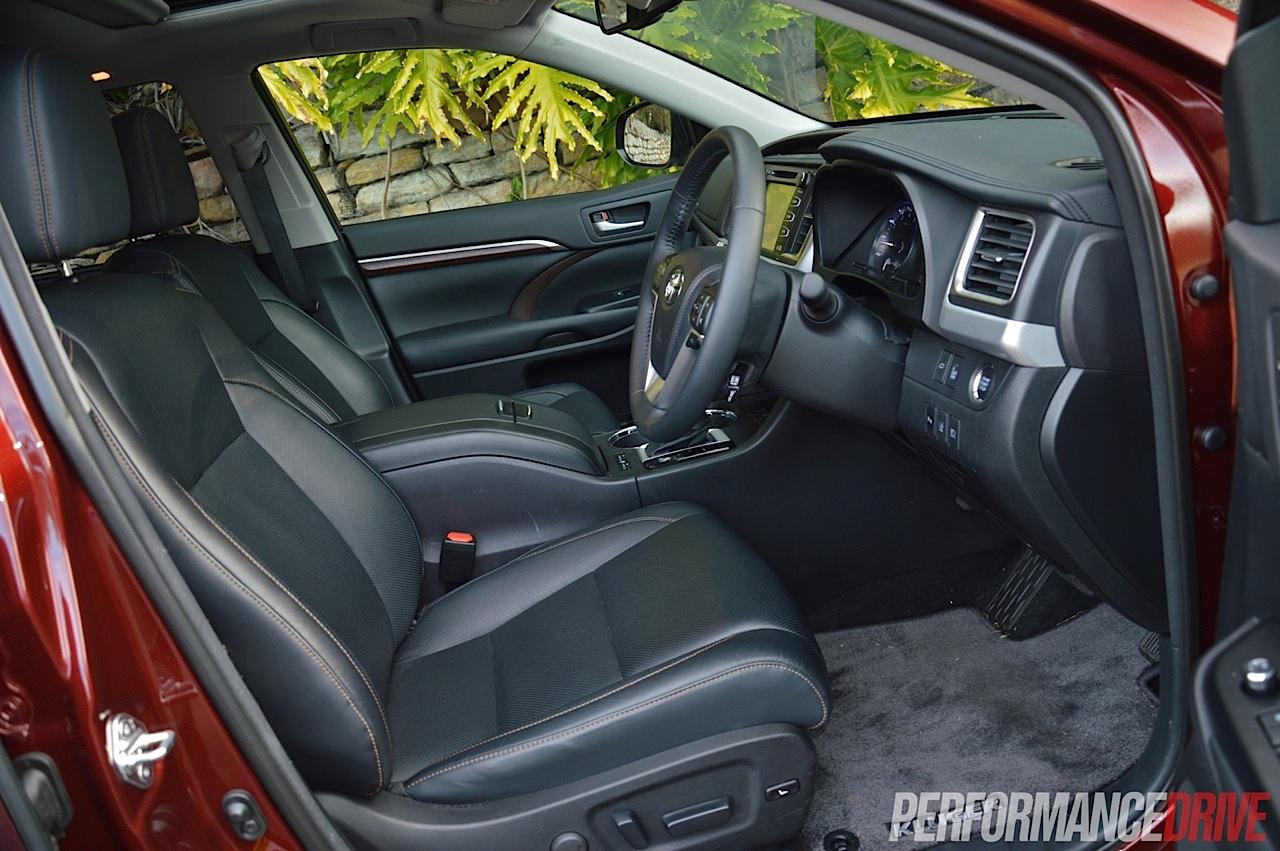 2014 Toyota Kluger Grande review (video) | PerformanceDrive