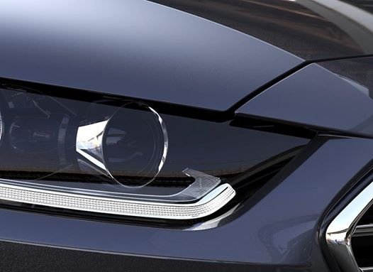 2015 Ford Falcon headlight