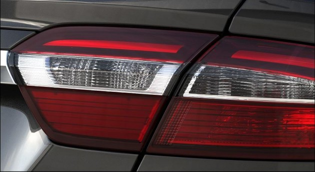 2015 Ford Falcon rear light Australia