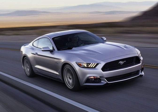 2015 Ford Mustang production starts July 14