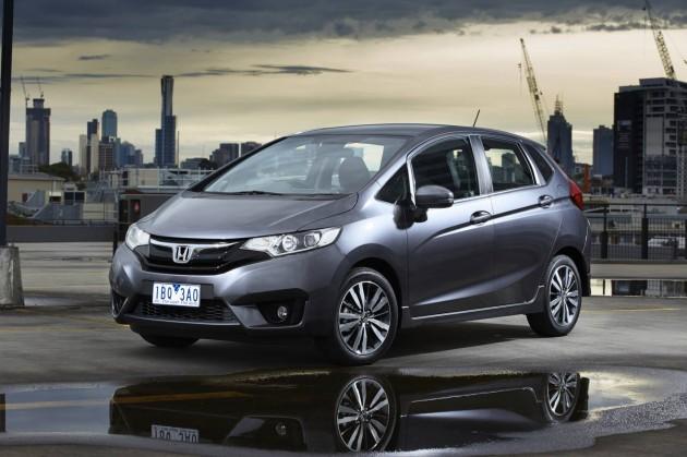 2015 Honda Jazz VTi-L
