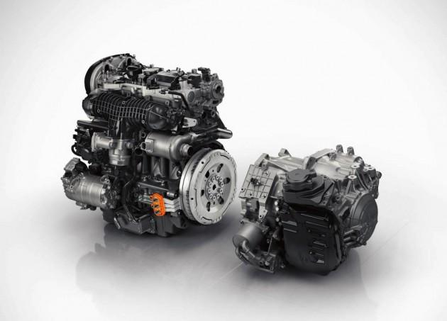 2015 Volvo XC90 T8 Drive-E plug-in hybrid