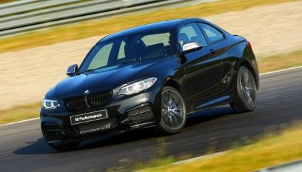 BMW M235i Track Edition-track