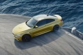 BMW M4 on 'ultimate racetrack' – drifting on aircraft carrier