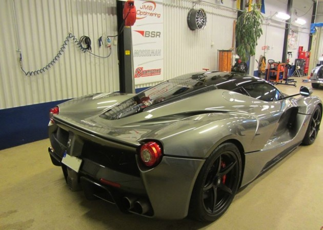 JMB Optimering LaFerrari-rear