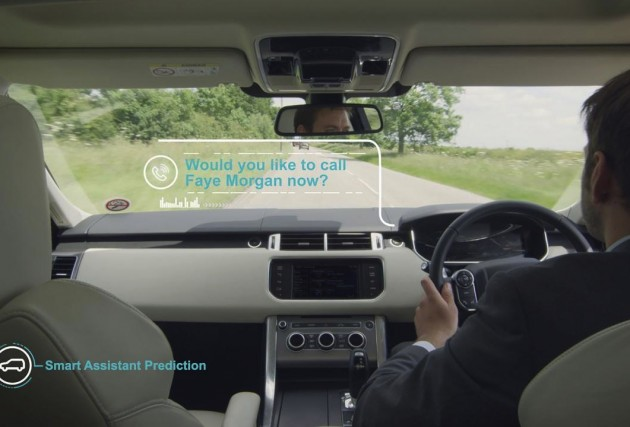 Jaguar Land Rover Smart Assistant