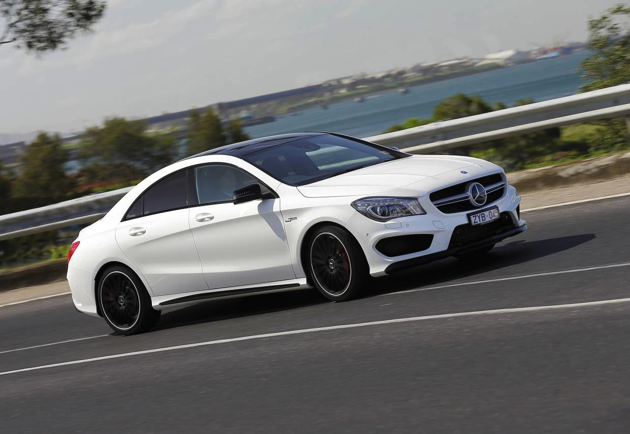 Mercedes benz cla shooting brake set to arrive by 2015 for Mercedes benze cla