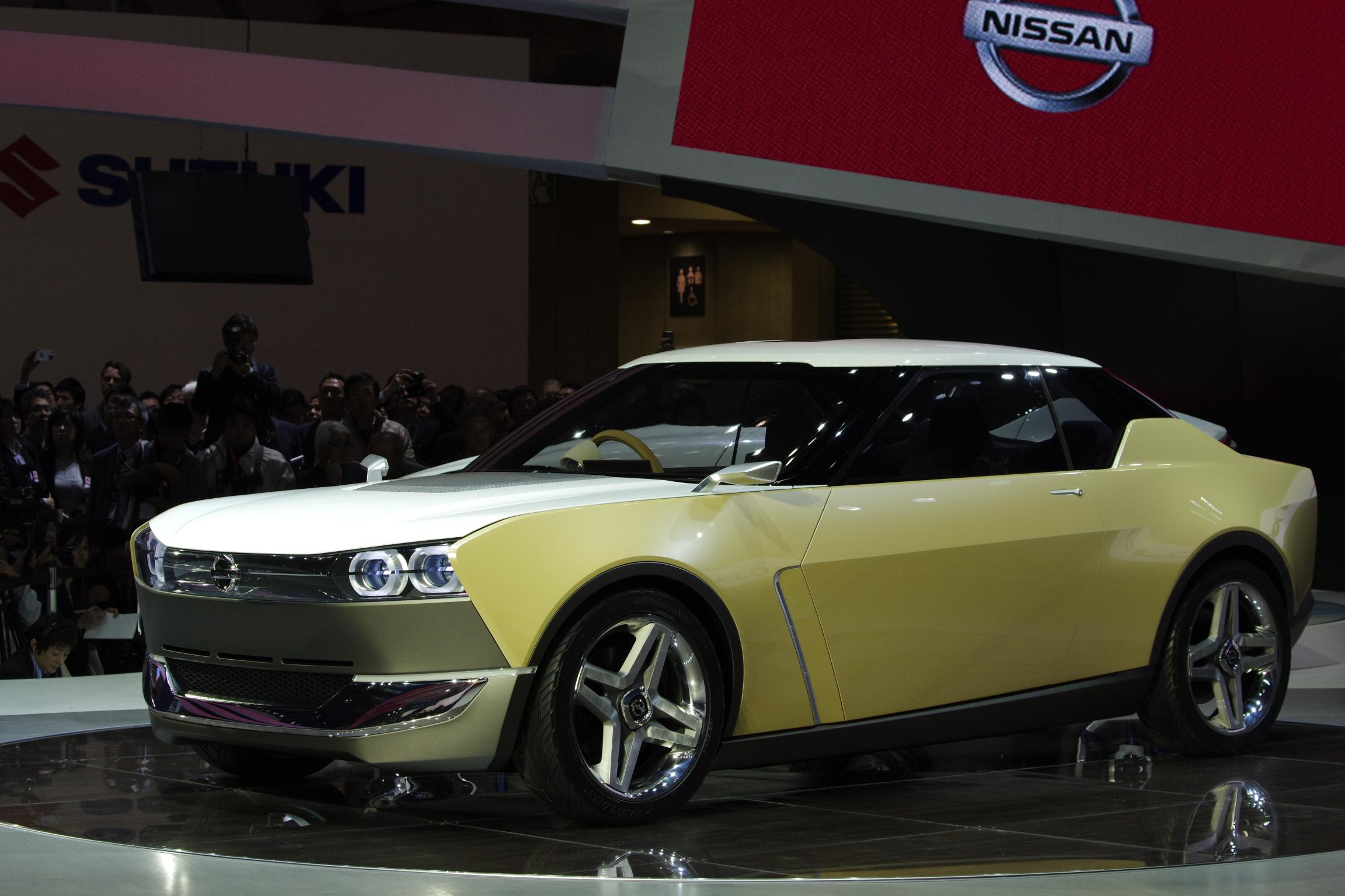 Nissan IDx (Datsun 510) on hold for now - report ...