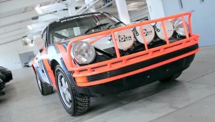 Porsche 911 Secrets SC East African Safarian rally