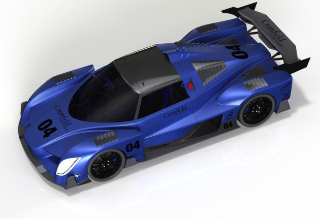 Radical RXC Hydrogen racer