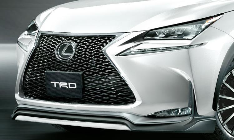 Lexus Rx 750 >> TRD enhancements for new Lexus NX announced | PerformanceDrive
