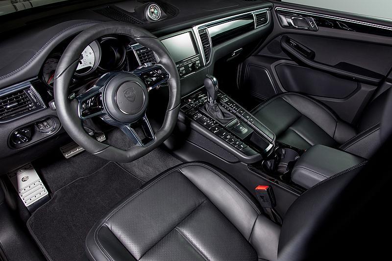 Porsche Macan Turbo Pack Performance >> TechArt announces first Porsche Macan upgrades ...