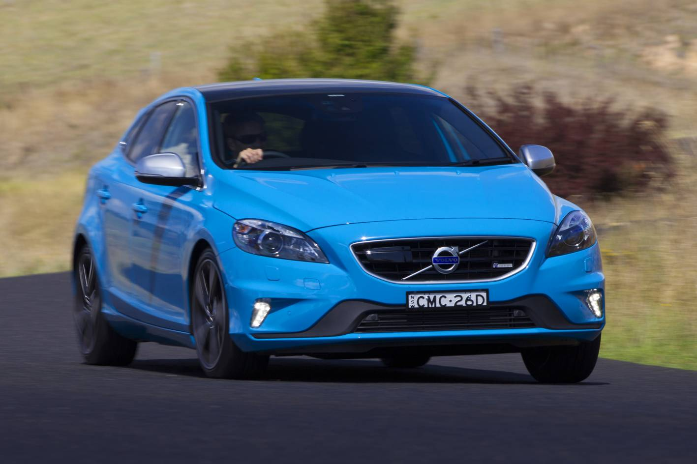volvo v40 polestar getting new 235kw twincharged 2 0l performancedrive. Black Bedroom Furniture Sets. Home Design Ideas