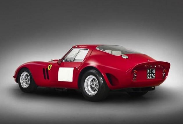 1962 Ferrari 250 GTO-rear