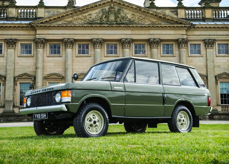 for sale 1970 range rover build number 001 performancedrive. Black Bedroom Furniture Sets. Home Design Ideas