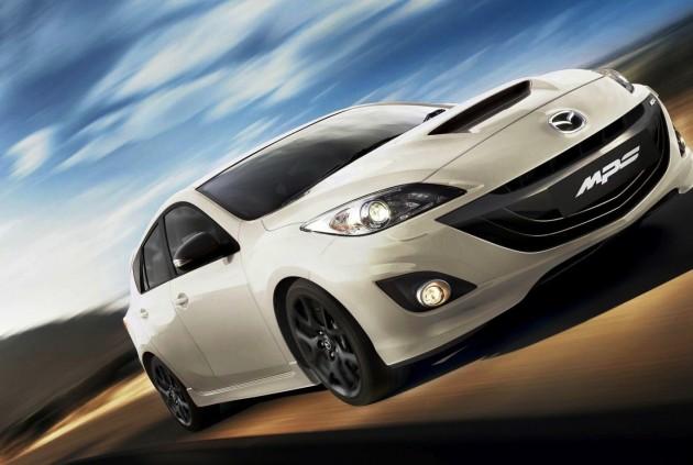 2013 Mazda3 MPS-white