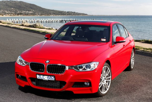 2014 BMW 3 Series High-Line Special Edition