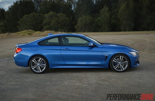 2014 BMW 428i Coupe-Estoril Blue