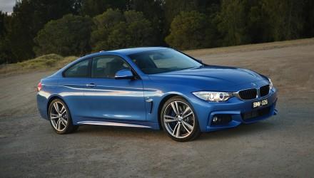 2014 BMW 428i M Sport-Australia