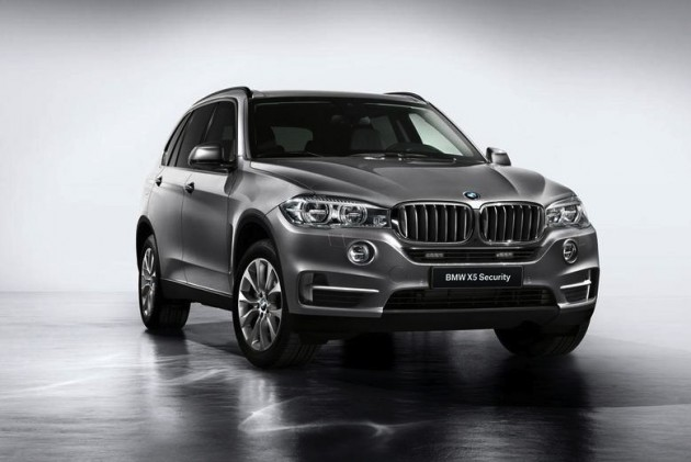 2014 BMW X5 Security