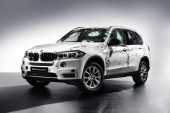 Bulletproof BMW X5 Security Plus to debut at Moscow
