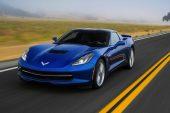 2015 Corvette Stingray gets new 8-speed; quicker, more efficient