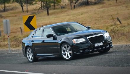 2014 Chrysler 300 SRT8-PerformanceDrive