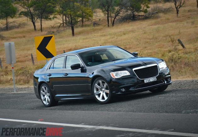 2014 Chrysler 300 SRT8-PerformanceDrive