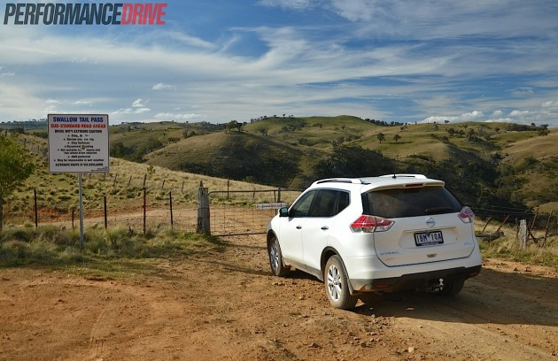 2014 Nissan X-Trail ST-L-PerformanceDrive