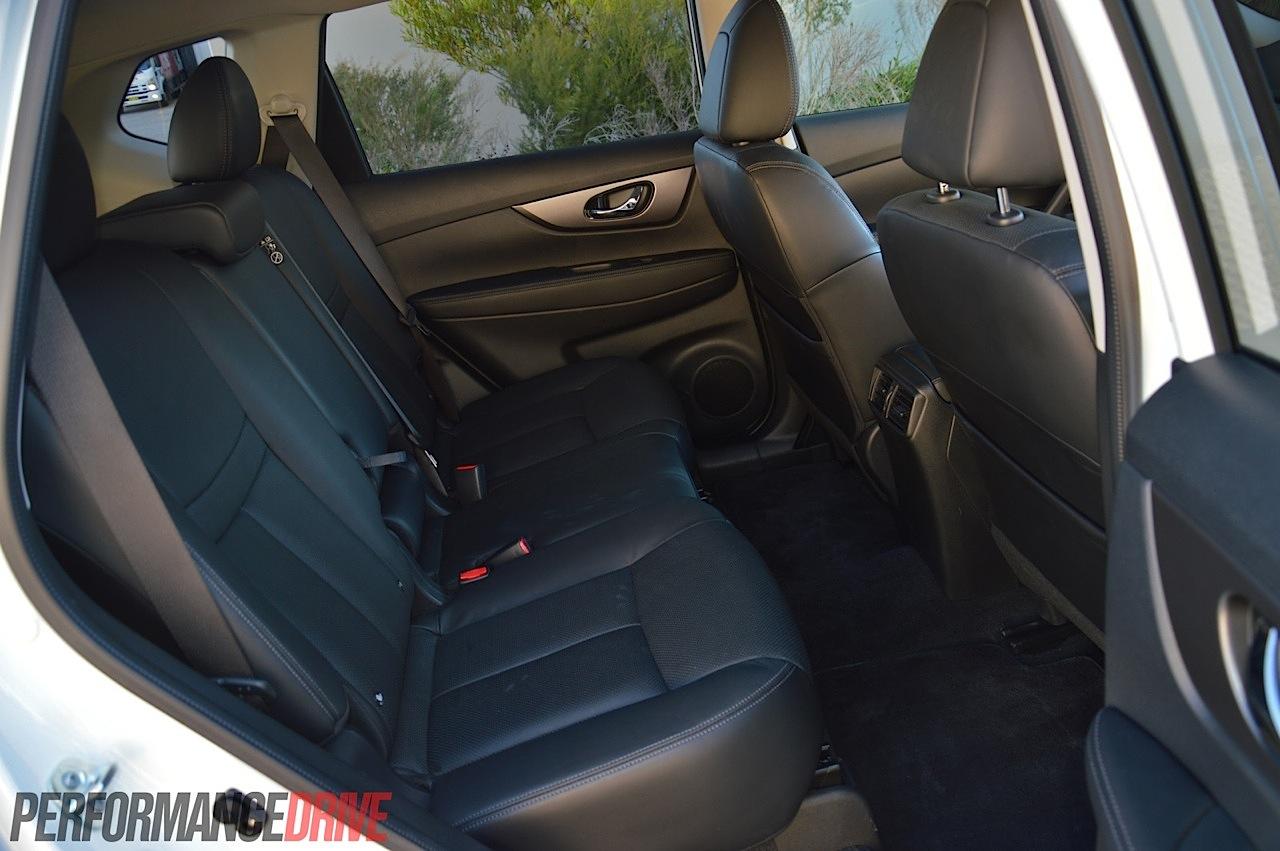Nissan X Trail Seats Capacity