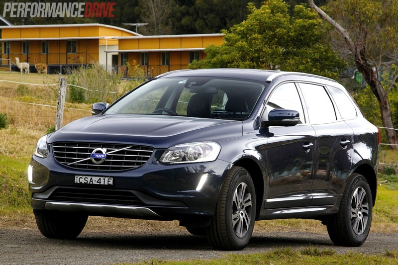 2014 volvo xc60 d4 review performancedrive. Black Bedroom Furniture Sets. Home Design Ideas