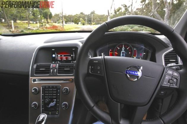 2014 Volvo XC60 D4-interior