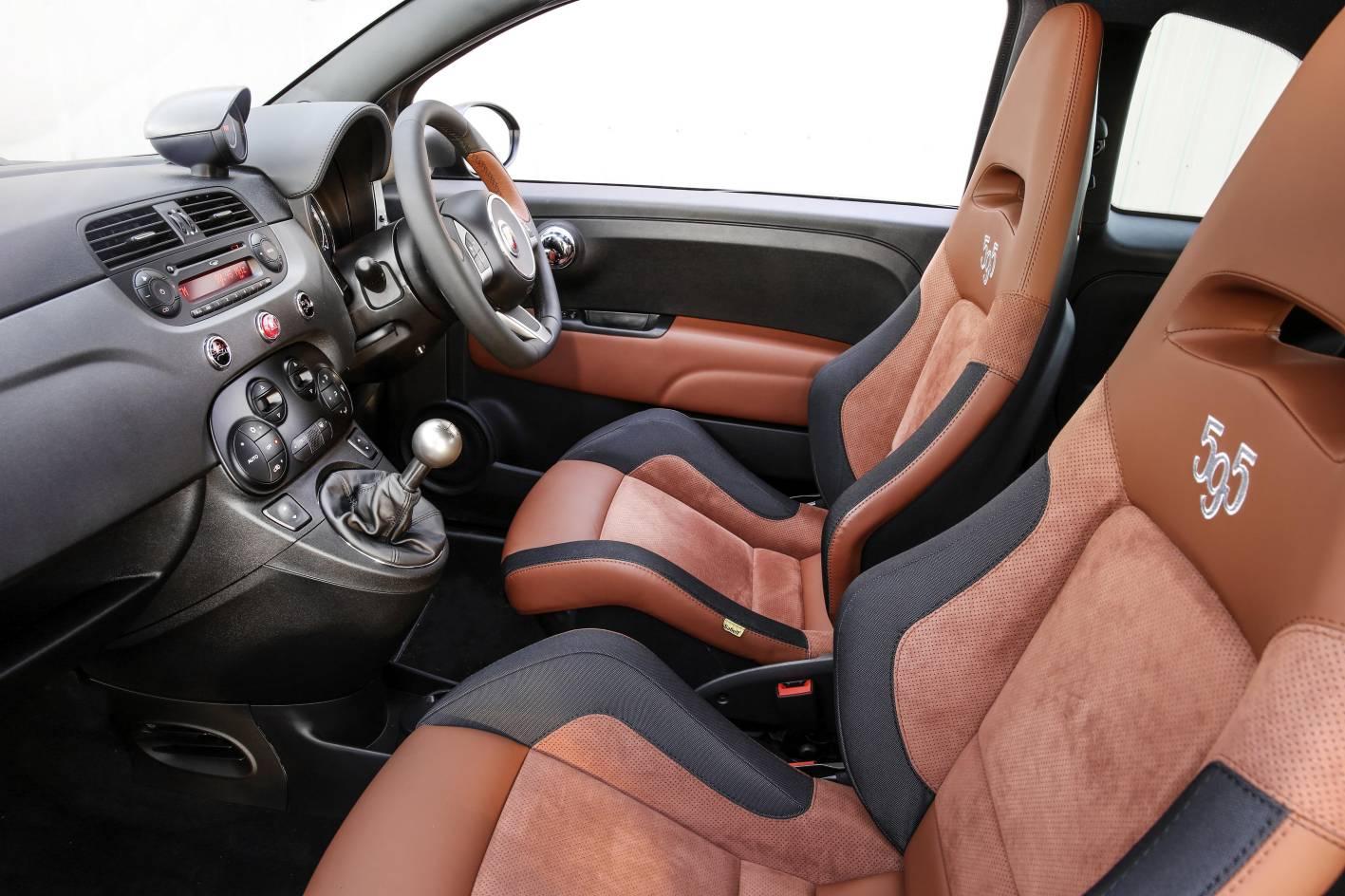 Abarth 595 Turismo Amp Competizione Announced For 2015