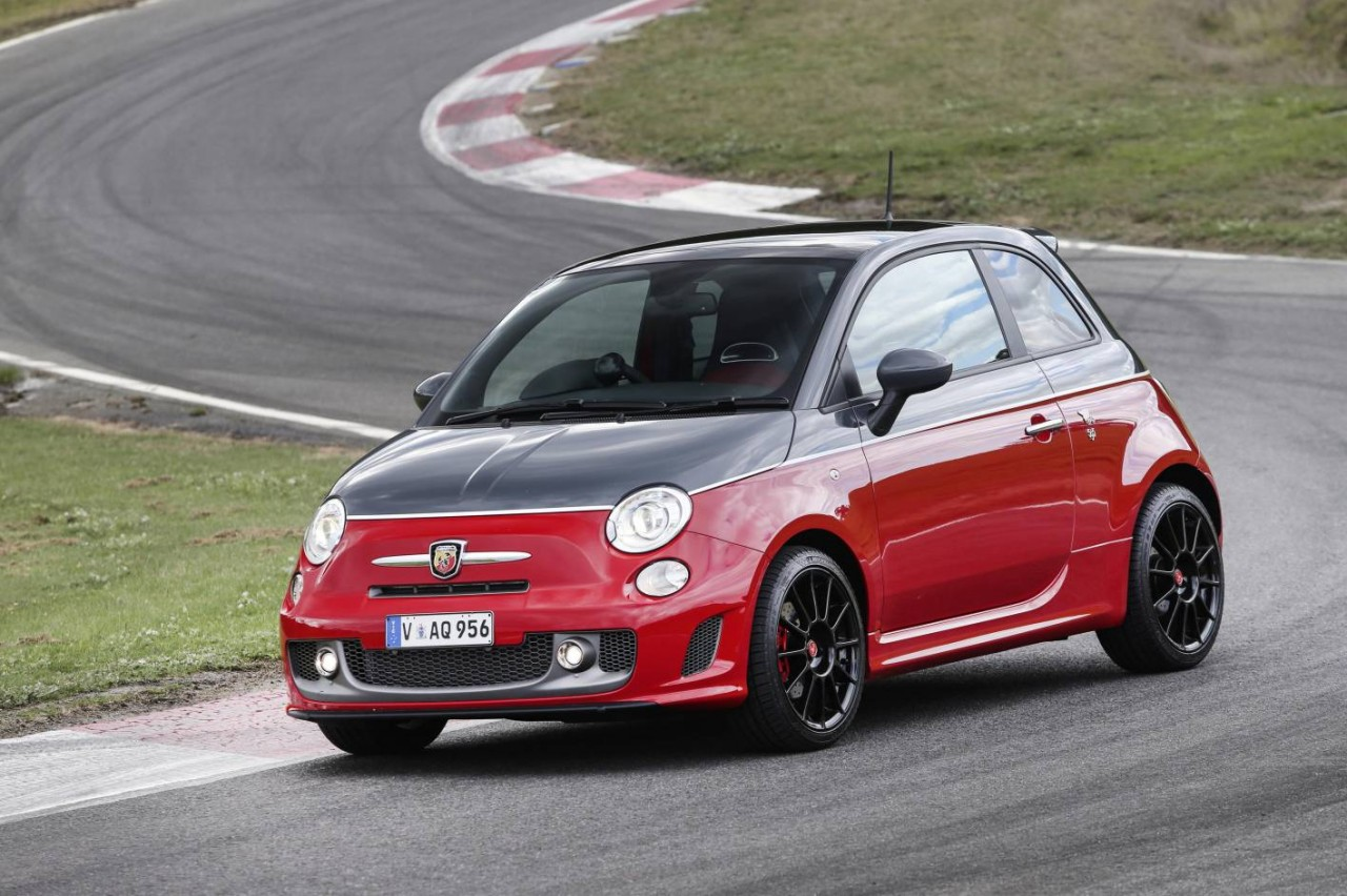 abarth 595 turismo competizione announced for 2015 lineup performancedrive. Black Bedroom Furniture Sets. Home Design Ideas