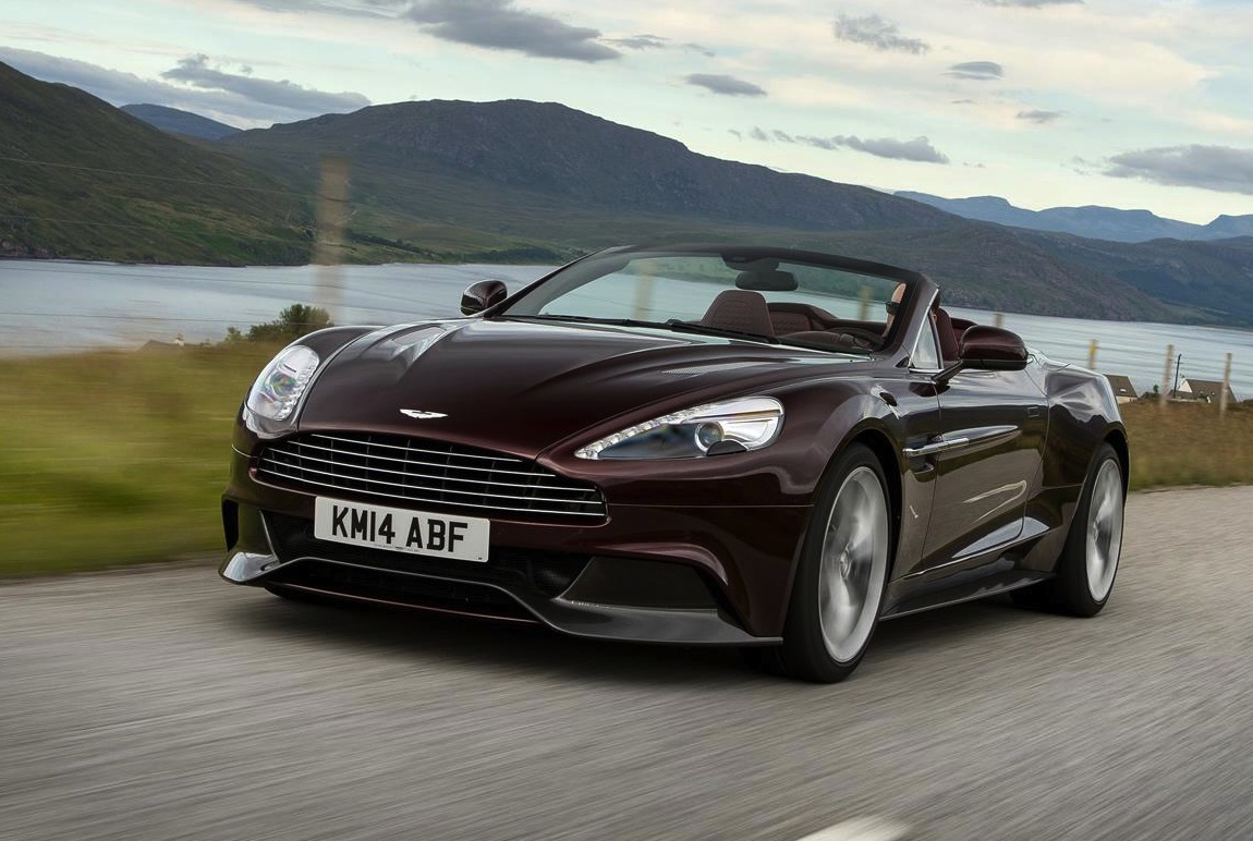 2015 aston martin vanquish rapide get zf 8 speed performancedrive. Black Bedroom Furniture Sets. Home Design Ideas