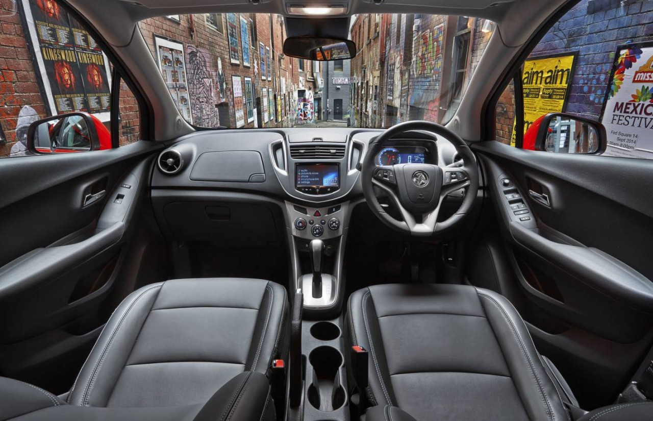 2015 Holden Trax LTZ gets 1.4 turbo, on sale August ...