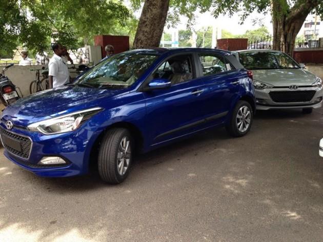 2015 Hyundai i20-spotted