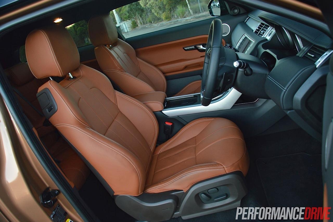Evoque Dynamic Review Rover Evoque Dynamic-seats